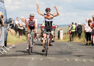 Barney McCullagh wins Stage 4 with Darnell Moore 2nd and wins overall