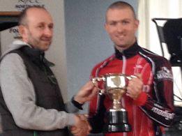 John Neill wins Donegal Harvest Trophy 2014.